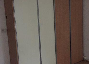 Skrina satnikova sirka 180cm hlbka 60cm posuvne dvere