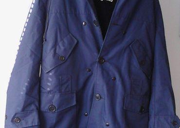 Exkluzívny pánsky kabát BASKET