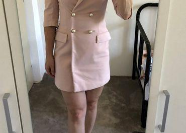 Sakové šaty