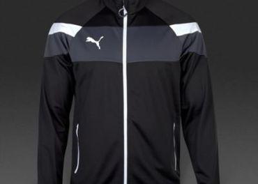 Puma bunda čierno-bielej kombinacii výbornej kvality.Oficiál