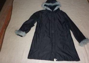 Dámsky kabát pre moletku