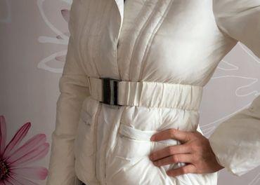 Guess by Marciano nová biela bunda