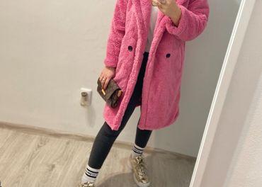 Teddy coat ❤️