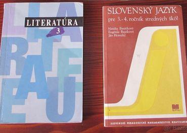 Literatura a Slovensky jazyk