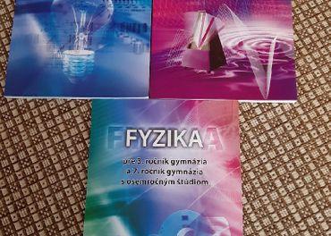 Učebnica fyziky pre gymnáziá