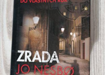 Zrada_Jo Nesbo