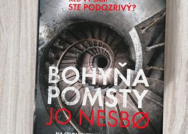 Bohyňa pomsty _Jo Nesbo