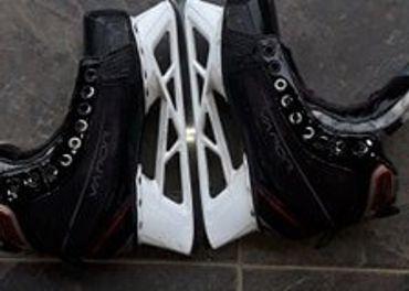 Predám brankárske korčule Bauer x700 veľkosť 41