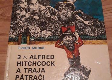 3 x Alfred Hitchock a Traja patraci