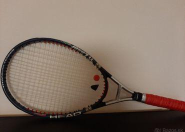 WILSON & HEAD tenisové rakety