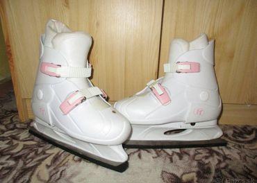 Posúvateľné ľadové korčule