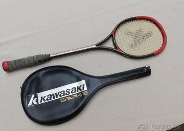 Predám tenisovú raketu, dámsku, Kawasaki,