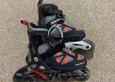 Chlapčenské korčule Rollerblade