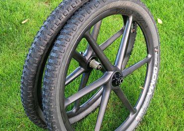 Predám MTB 27.5 kolesá Karbónové Vianočná cena