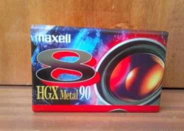 Videopáska maxell XHG Metal 90