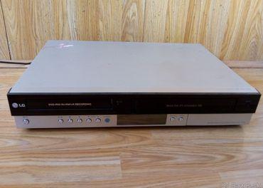 Predám DVD-VHS Rekordér LG RC185