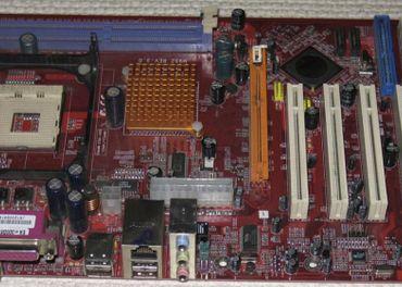 Základné dosky socket 478