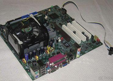 MB Compaq EVO D310 + Intel 2.0Ghz + 512MB RAM