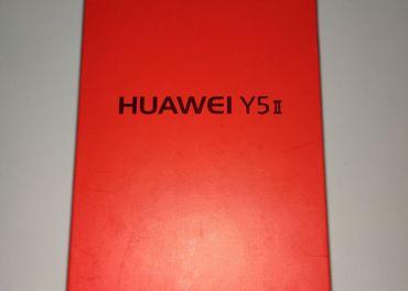Novy Huawei Y5 II Dual SIM cierny