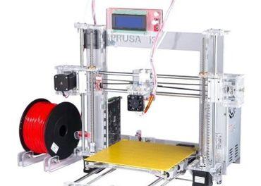 3D tlačiareň PRUSA i3