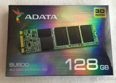 M.2 karta ADATA, SSD, 128gb, SATA III
