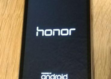 Honor 5X zlatý