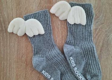 Detske ponozky podkolienky