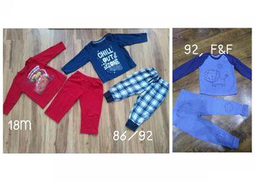 Chlapčenské pyžamo 86-92