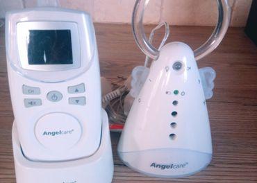 Detska pestunka/vysielacka Angelcare AC420