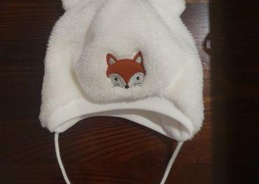 Zimná čiapka pre bábätko