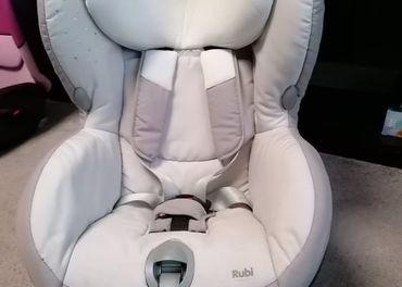 Polohovateľná autosedačka Maxi-Cosi Rubi 9-18 kg