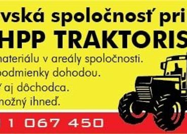 Vodič Traktora