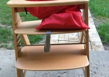 Stolička jedálenská originál HAUCK