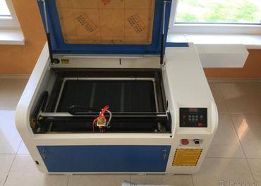 Laserová gravírka 60W, 40x60cm plocha