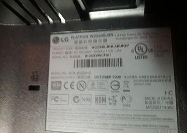monitor lg w2234s