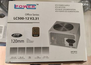 LC Power 500W LC500-12 V2.31