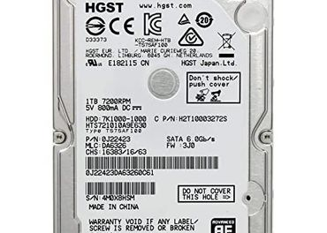 HGST 2.5 HDD 1TB HTS541010A9E680 PS4 PRO KONZOLA
