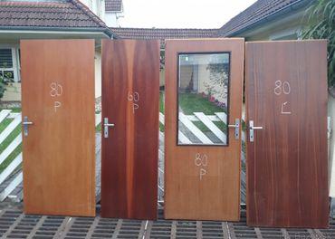 klasické interierové dvere