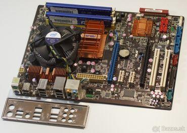 ASUS P5K/EPU + Core2Quad Q6600 + 4GB DDR2