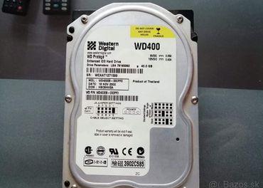 Hard disk 40GB