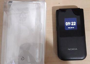 Nokia 2720 Flip 4G Dual SIM čierny