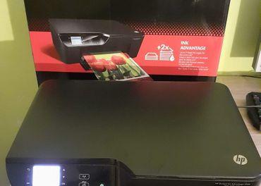 Farebná tlačiareň HP deskjet 3525 wifi