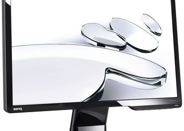 LCD monitor BenQ G2222HDL + webkamera + klavesnica