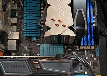 Asus M5A97 R2.0 + AMD FX8320 (8 core)
