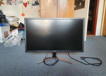 "Acer Gaming Monitor 28"" KG281K bmiipx 3840 x 2160 AMD FREESY"