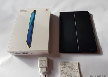 tento plne funkcny tablet znacky huawei, malo pouziva