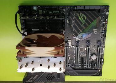 Asus ROG ZENITH EXTREME + AMD Ryzen Threadripper 1950X