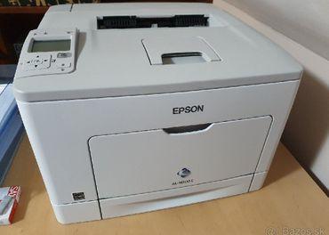 Laser tlačiareň Epson Workforce AL-M300DN
