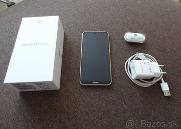 Predám Huawei P20 lite, sakura pink, 4GB/64GB