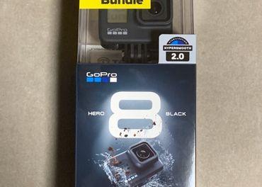 GoPro Hero 8 Black Bundle Pack